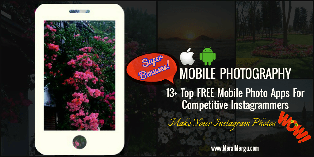 13+ Best Free Photo Apps For Mobile Photographers